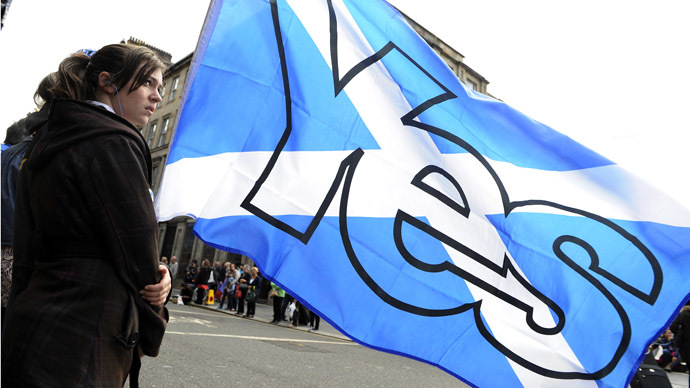 ​'London-centricity is unsustainable': 200 business leaders back Scottish independence