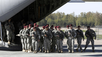 NATO planning 'rapid-deployment force' of 10,000 troops to counter Russia