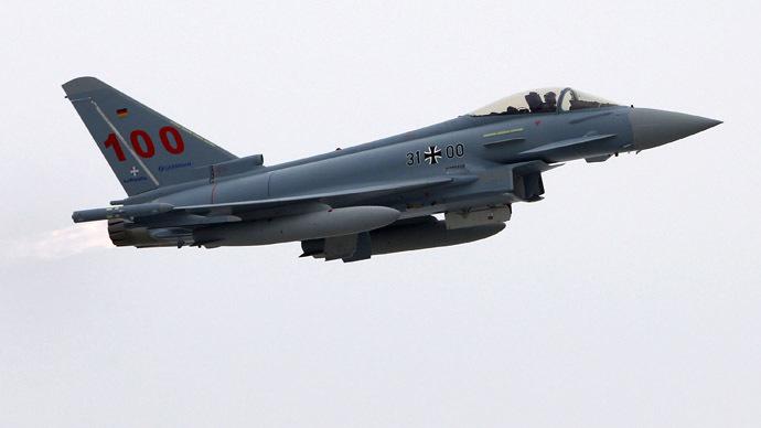 German air force in catastrophic disrepair – report