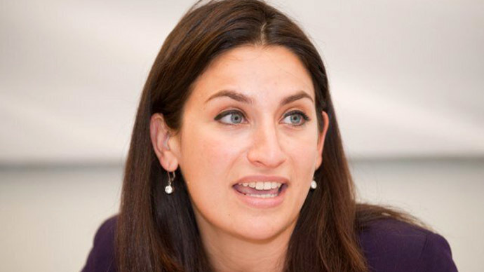 The current level of pressure on mental health wards throughout the UK is intolerable, according to Britain's Shadow Minister for Public Health. (Photo from Twitter/@lucianaberger)