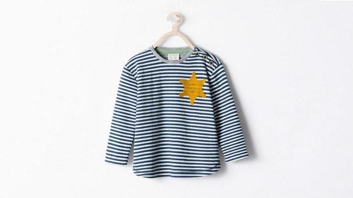 Holocaust chic? Zara withdraws 'Nazi concentration camp' pajamas