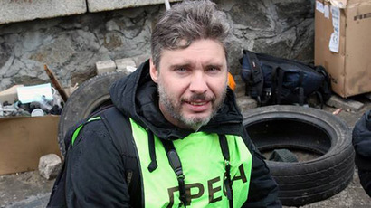 Missing Russian journalist Andrey Stenin confirmed dead in Ukraine
