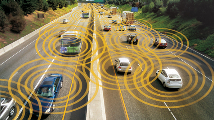 Cars in the US might soon be mandated to broadcast speed and location data