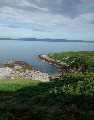 Port Mor in Colonsay, Scotland, UK (image from Facebook Friends of Colonsay page)