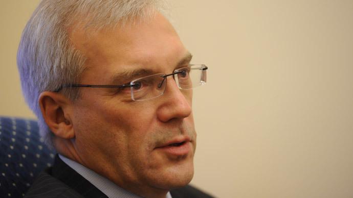 Alexander Glushko.(RIA Novosti / Grigoriy Sisoev)