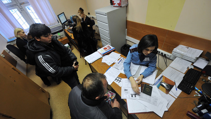 Migration Dept. to launch first-ever unified database of Russian citizens