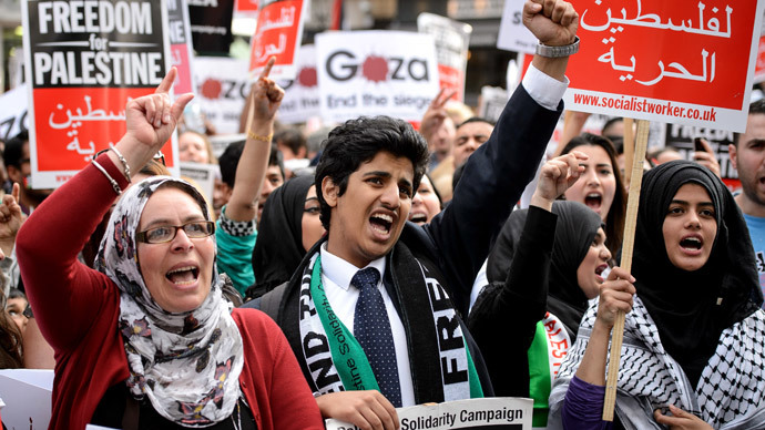 British Jews, Muslims issue joint call for peace