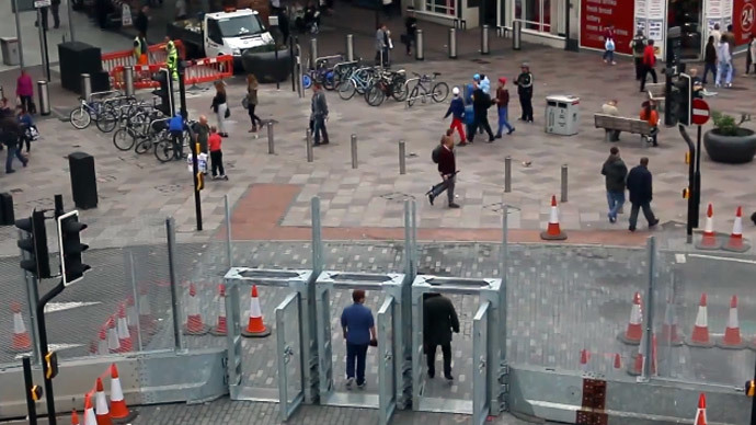'Ring of steel': NATO summit turns Welsh cities into massive open-air prisons