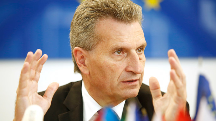 ​Russian gas sector should not be sanctioned – EU energy chief