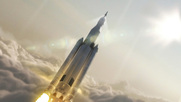 $7 bln NASA Mars Mission rocket set for 2018 launch