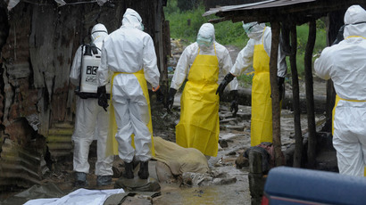 US establishing 'Ebola response teams' to contain epidemic