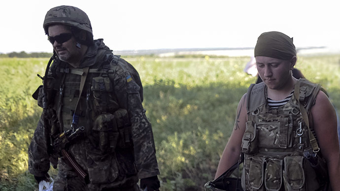 Corridor: Putin calls on Ukraine militia to let out surrounded Kiev troops