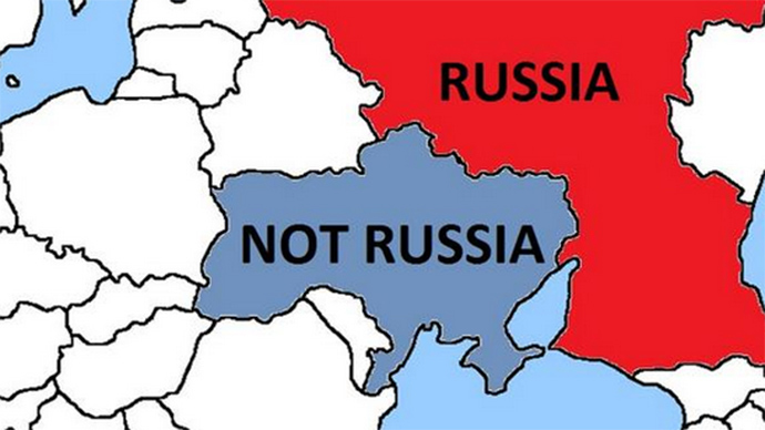 ​Geography can be tough indeed: Canada, Russia engage in tweet-for-tat war
