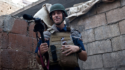 ​US threatened Foley family over Islamic State ransom, slain journalist's mother says