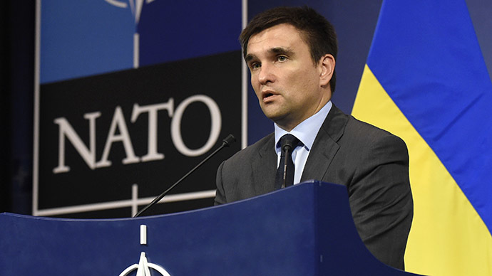 Ukraine moves to drop non-aligned status, apply for NATO membership