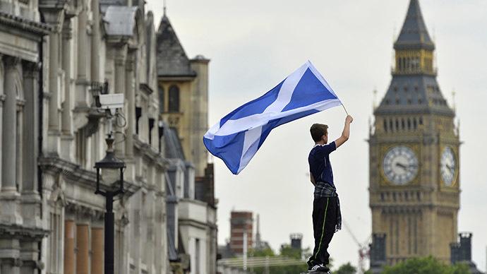 Scottish independence vote sold on eBay - for £1.04