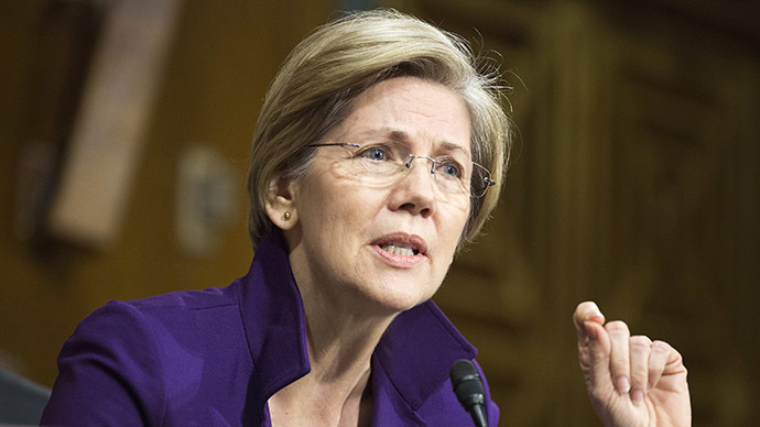 Liberals' darling Elizabeth Warren defends Israeli attacks on Gaza schools and hospitals