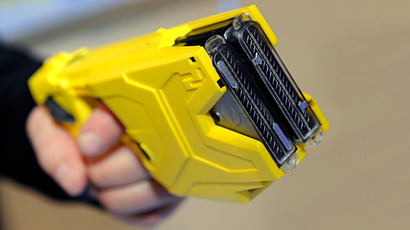 Laying charges: UK police Taser use on rise against mentally ill, minorities
