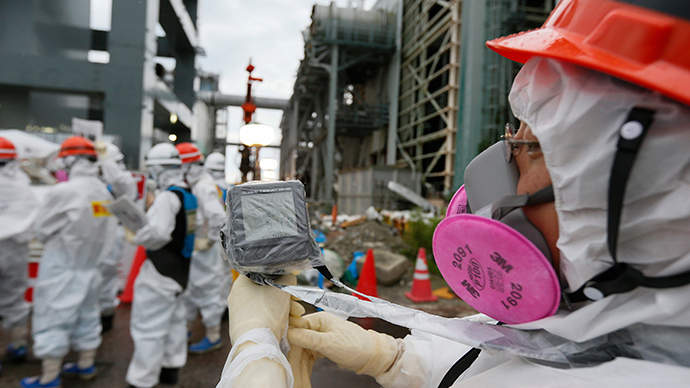 Fukushima fail: Radioactive groundwater levels not falling