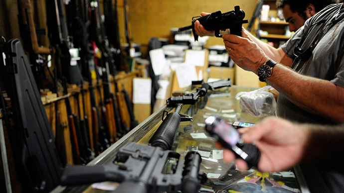 'Gun boom' in the US is over, but weapon sales still high