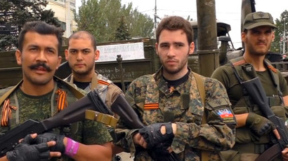 ​Ceasefire: President Poroshenko trick to regroup troops – Spanish volunteer to RT