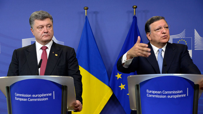 EU sets 'deadline': Russia faces sanctions if Ukraine crisis worsens over next week