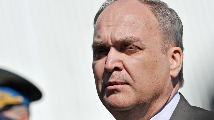 Deputy Minister of Defense of the Russian Federation Anatoly Antonov (RIA Novosti/Ramil Sitdikov)