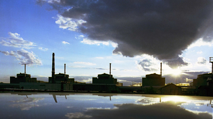 Ukrainian nuclear plant vulnerable to Kiev's artillery strikes – Greenpeace expert