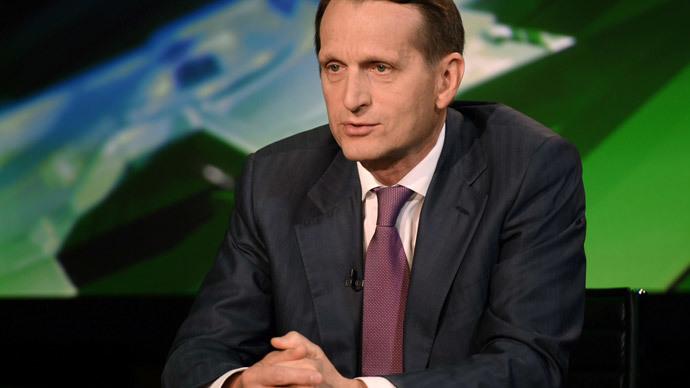 European countries chose 'destruction tactics for Ukraine' from outset - Duma speaker