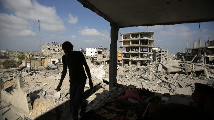 Gaza reconstruction will take 20 years, says UN-backed authority