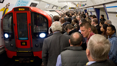 Commuter chaos as fire alarm closes London's Victoria Station