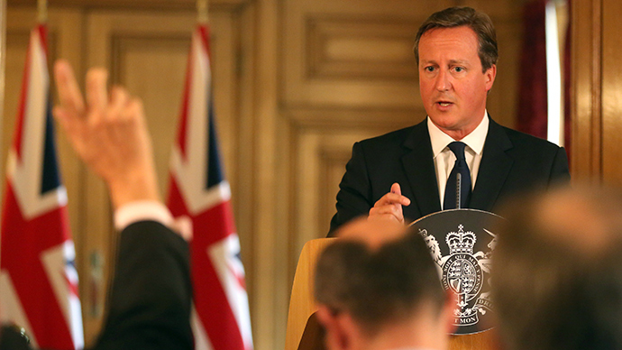 Cameron announces plans to counter British-born Islamists