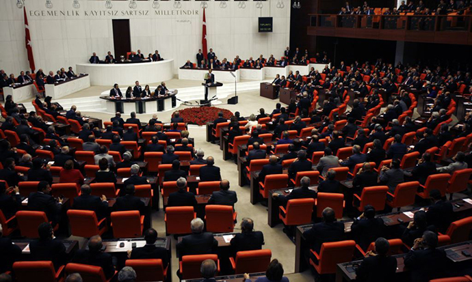 Grand National Assembly of Turkey (Image from wikipedia.org)