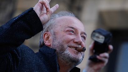 'Total disgrace': George Galloway blasted over ISIS comments opposing UK airstrikes
