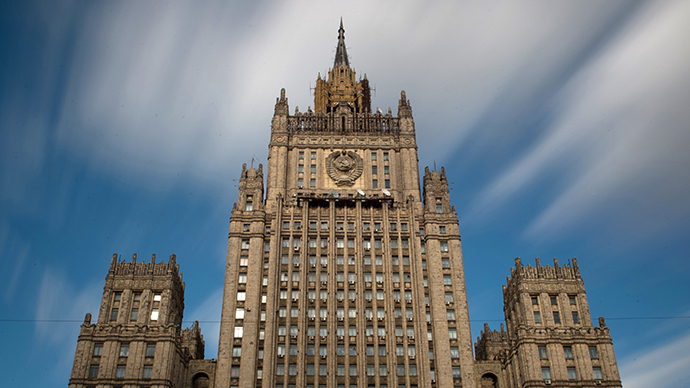 Russia outraged after Kiev accuses Moscow of nuclear attack threats