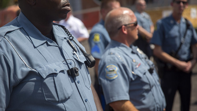 Cop cam: Ferguson police to wear body cameras
