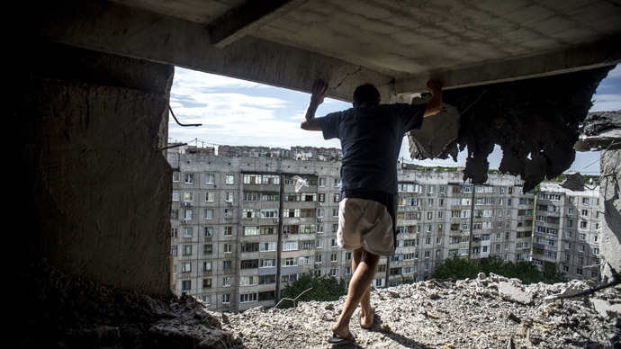 Kiev, E. Ukraine militia agree on ceasefire starting 1500 GMT Friday