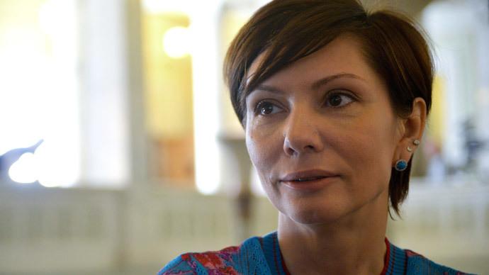 Elena Bondarenko.(RIA Novosti / Evgeny Kotenko)