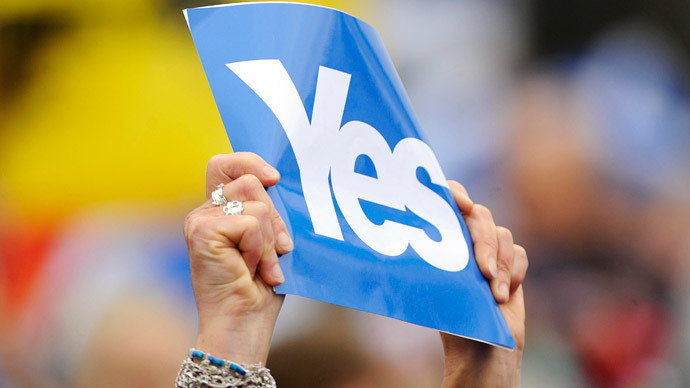 'Yes victory is possible': Support for Scottish independence jumps to 47%
