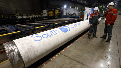 Hungarian law gives green light to South Stream in defiance of EU