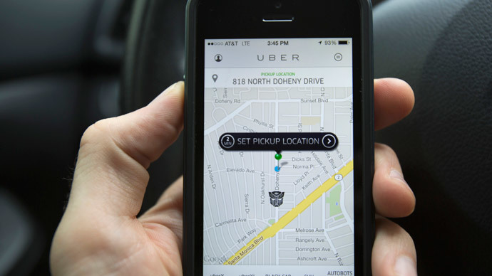 Uber and out: Taxi app temporarily banned in Germany