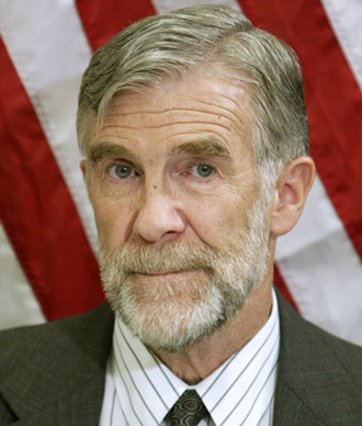Ray McGovern, a former CIA.(Reuters)