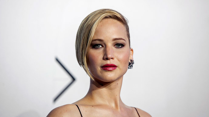 Actress Jennifer Lawrence (Reuters / Eric Thayer)