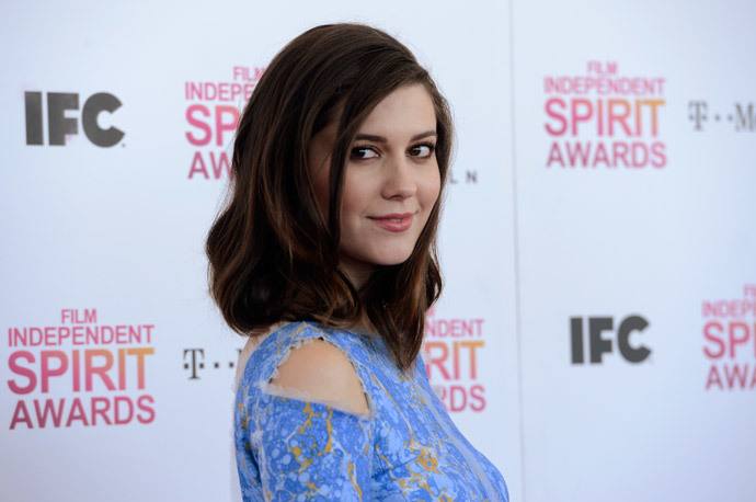 Mary Elizabeth Winstead.(Reuters / Phil McCarten)