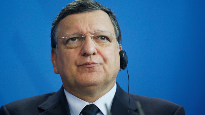 European Commission President Jose Manuel Barroso.(AFP Photo / Odd Andersen)