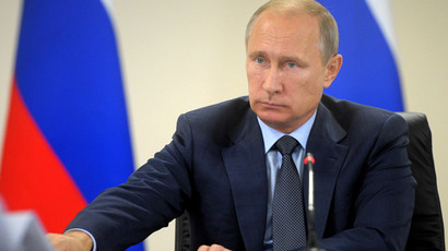 EU admits Putin's comment on 'storming Kiev' taken out of context