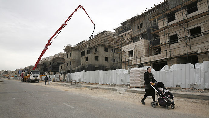 Israel ploughing ahead with settlement plan despite criticism at home and abroad