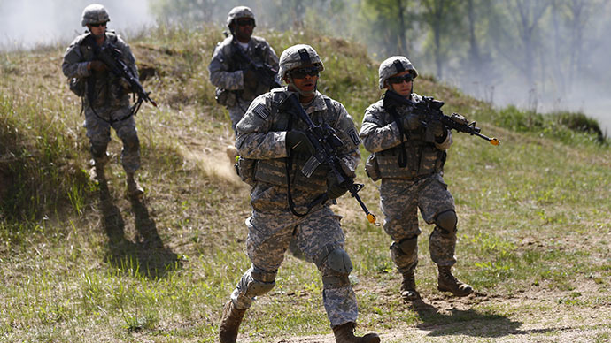 US prepares military drill in W. Ukraine for mid-September