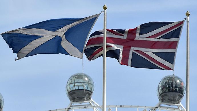 Former UK NATO ambassador to vote 'Yes' for Scottish independence
