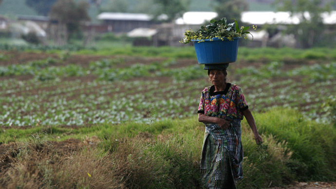 Guatemala defies 'Monsanto Law' pushed by US as part of trade agreement